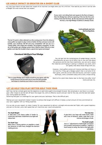Golf Content Marketing
