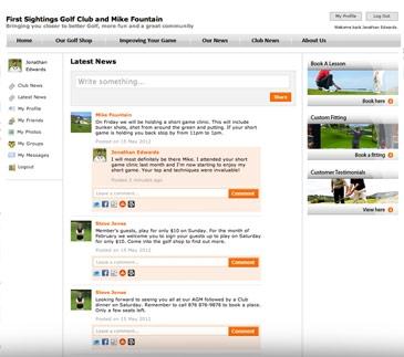Golf Community Engagement