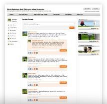 Golf Marketing – Social Networks