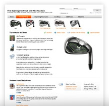 Golf Marketing Websites