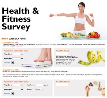 Gym Customer Survey Marketing