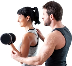 Fitness Club Promotion
