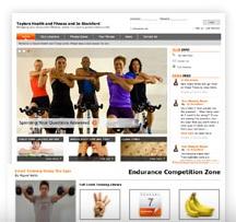 Fitness Website Marketing